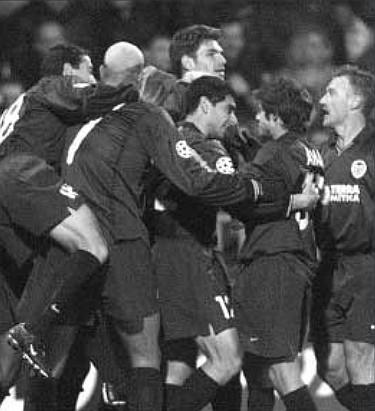 07.03.2001: Sturm Graz 0 - 5 Valencia CF