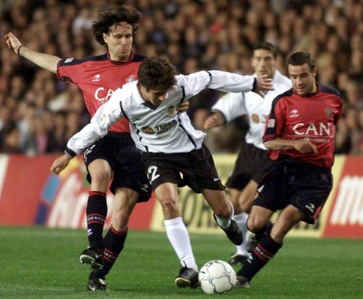 10.03.2001: Valencia CF 1 - 0 CA Osasuna