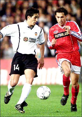 31.03.2001: Valencia CF 0 - 1 RCD Espanyol