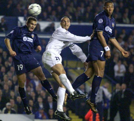 02.05.2001: Leeds United 0 - 0 Valencia CF