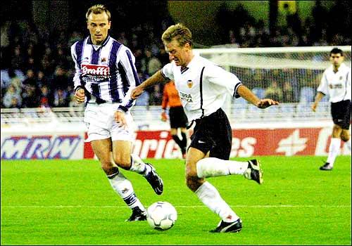 05.05.2001: Real Sociedad 1 - 2 Valencia CF
