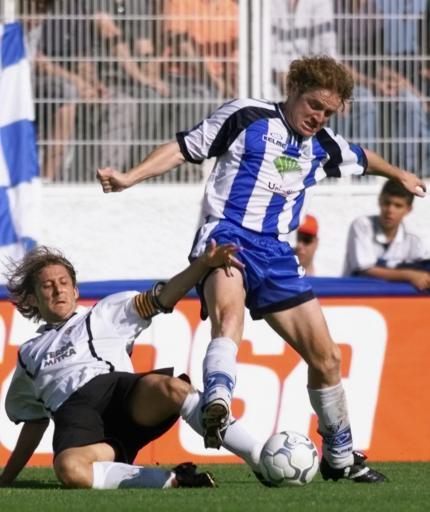 13.05.2001: Málaga CF 3 - 0 Valencia CF