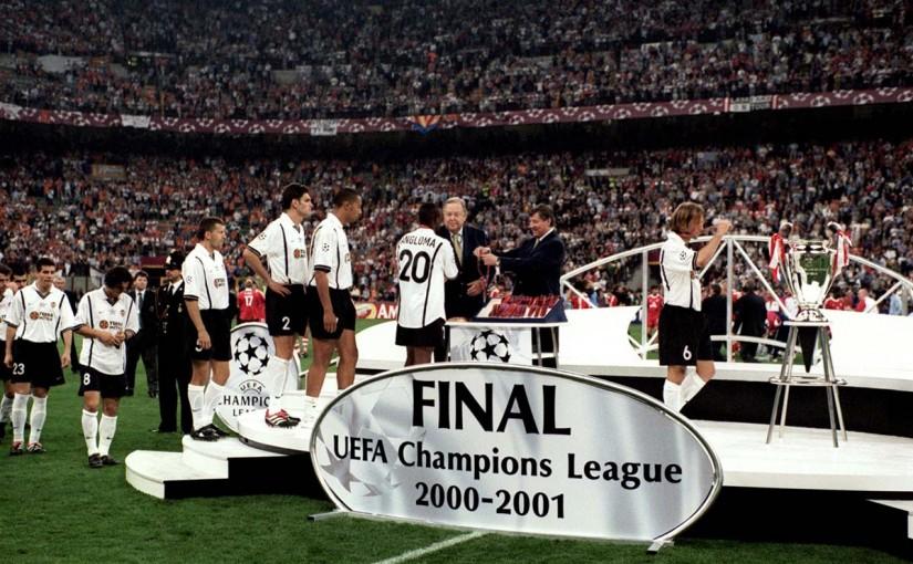 23.05.2001: Bayern Munich 1 - 1 Valencia CF