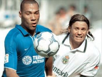 27.05.2001: Rac. Santander 1 - 1 Valencia CF