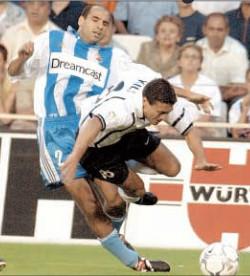 10.06.2001: Valencia CF 0 - 1 Dep. Coruña