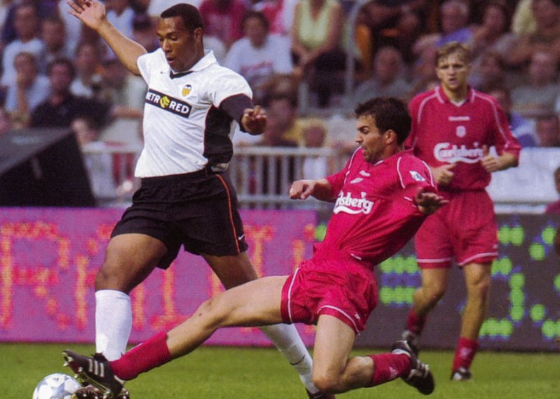 26.07.2001: Liverpool FC 1 - 0 Valencia CF