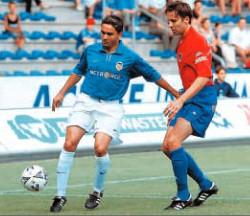 31.07.2001: KRC Genk 2 - 3 Valencia CF