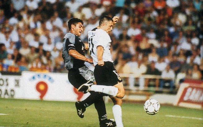 03.08.2001: Valencia CF 5 - 0 FC Groningen