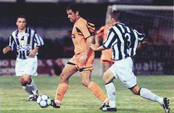 08.08.2001: CD Castellón 1 - 0 Valencia CF