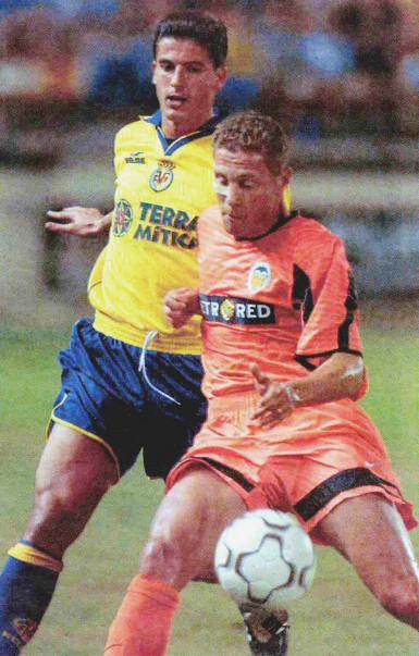 12.08.2001: Villarreal CF 0 - 1 Valencia CF