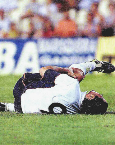 14.08.2001: Valencia CF 2 - 1 Peñarol