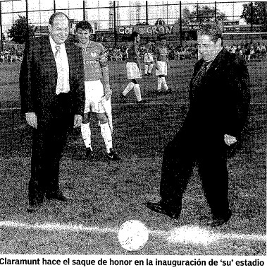 05.09.2001: UD Puçol 0 - 3 Valencia CF
