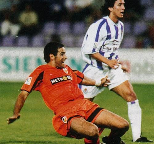 09.09.2001: Real Valladolid 1 - 1 Valencia CF