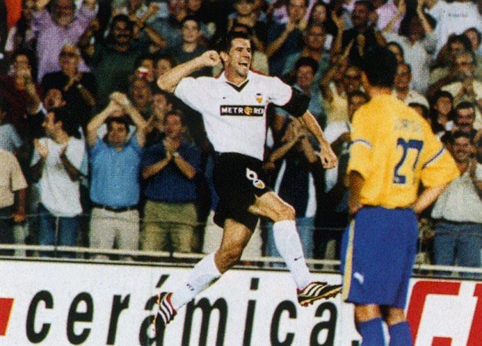 16.09.2001: Valencia CF 1 - 0 UD Las Palmas