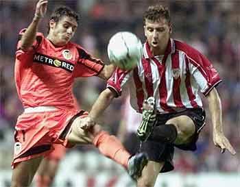23.09.2001: Athletic Club 2 - 2 Valencia CF