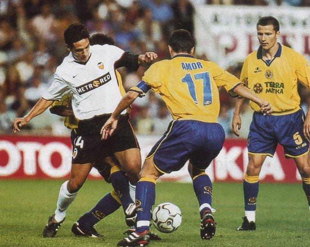 07.10.2001: Valencia CF 1 - 0 Villarreal CF