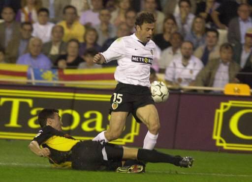 21.10.2001: Valencia CF 2 - 0 Real Zaragoza