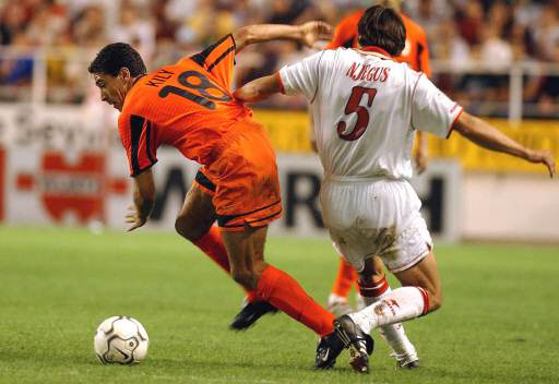 28.10.2001: Sevilla FC 1 - 1 Valencia CF