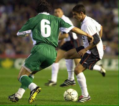 01.11.2001: Valencia CF 6 - 1 Legia Varsovia