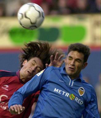 11.11.2001: CA Osasuna 0 - 0 Valencia CF