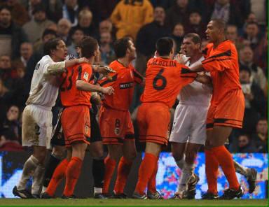 13.01.2002: Real Madrid 1 - 0 Valencia CF