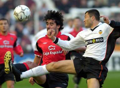 20.01.2002: Valencia CF 1 - 2 Real Valladolid