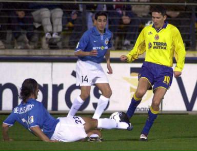 16.02.2002: Villarreal CF 1 - 1 Valencia CF