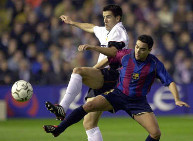 23.02.2002: Valencia CF 2 - 0 FC Barcelona