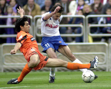 03.03.2002: Real Zaragoza 0 - 1 Valencia CF