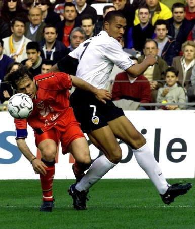 10.03.2002: Valencia CF 2 - 0 Sevilla FC