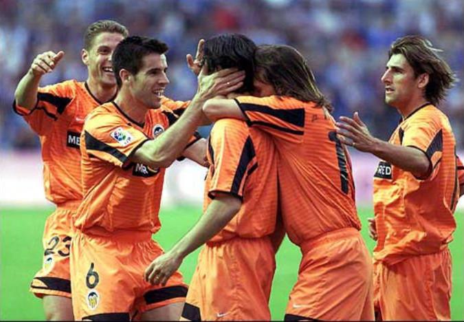 05.05.2002: Málaga CF 0 - 2 Valencia CF
