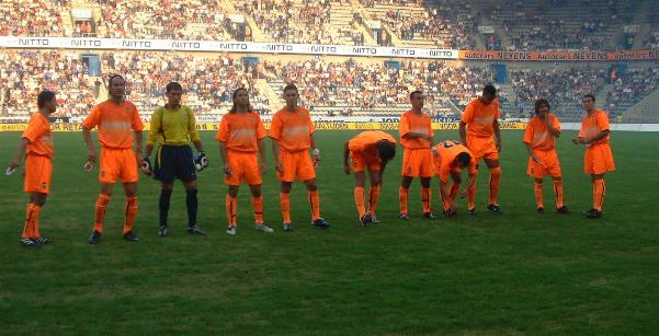 27.07.2002: KRC Genk 0 - 1 Valencia CF
