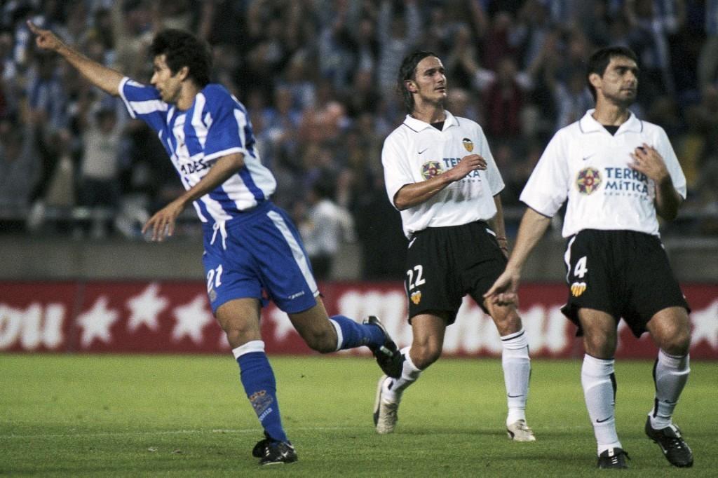 18.08.2002: Dep. Coruña 3 - 0 Valencia CF