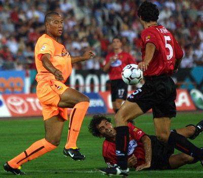 01.09.2002: RCD Mallorca 0 - 2 Valencia CF