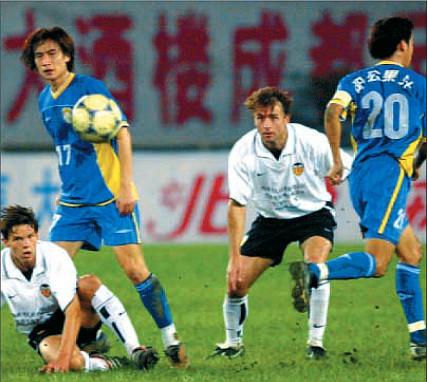 10.09.2002: Sichuan Dahe 1 - 0 Valencia CF
