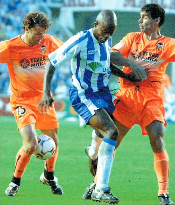 22.09.2002: Málaga CF 2 - 2 Valencia CF