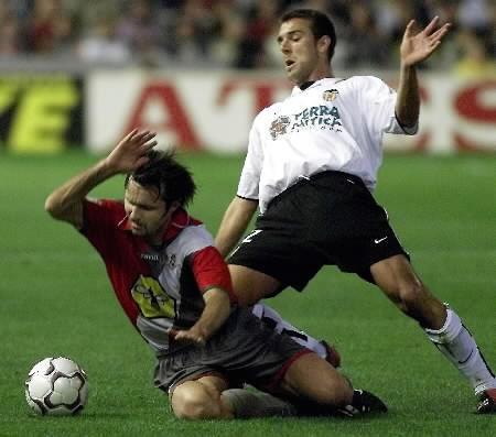29.09.2002: Valencia CF 3 - 0 Rayo Vallecano