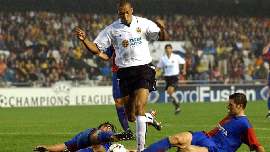 02.10.2002: Valencia CF 6 - 2 FC Basel
