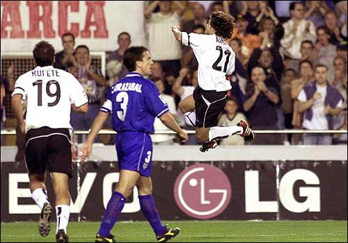 26.10.2002: Valencia CF 5 - 1 Athletic Club