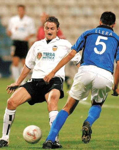 06.11.2002: Alicante CF 3 - 3 Valencia CF