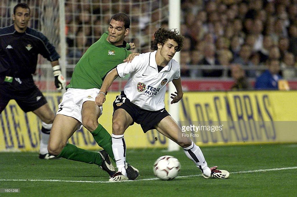 09.11.2002: Valencia CF 1 - 1 Real Betis