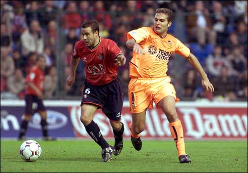 17.11.2002: CA Osasuna 1 - 0 Valencia CF