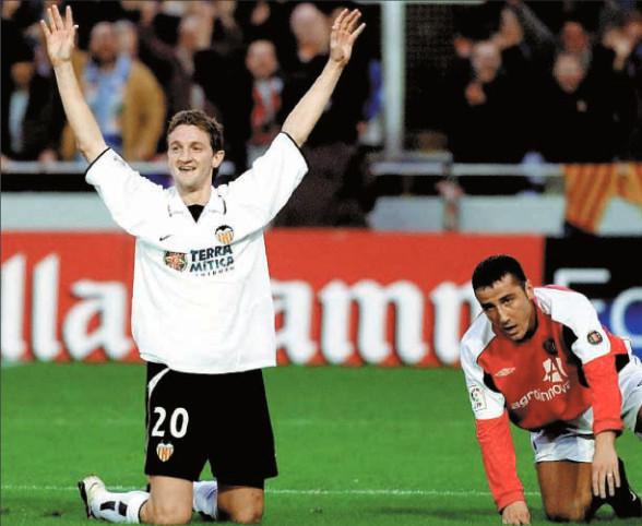 24.11.2002: Valencia CF 2 - 0 Real Valladolid