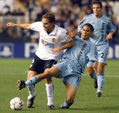 27.11.2002: Valencia CF 1 - 1 AFC Ajax