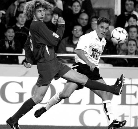 04.12.2002: Valencia CF 3 - 1 Selección LFP