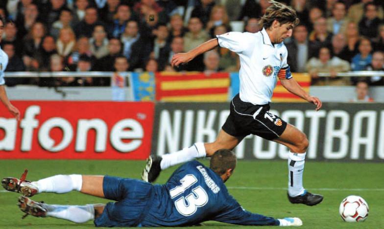07.12.2002: Valencia CF 2 - 0 Rac. Santander