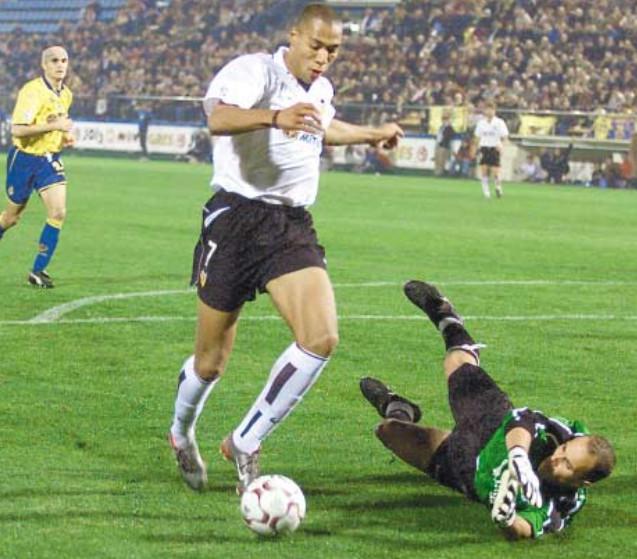 14.12.2002: Villarreal CF 0 - 2 Valencia CF