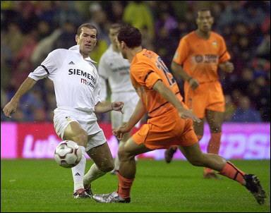 05.01.2003: Real Madrid 4 - 1 Valencia CF