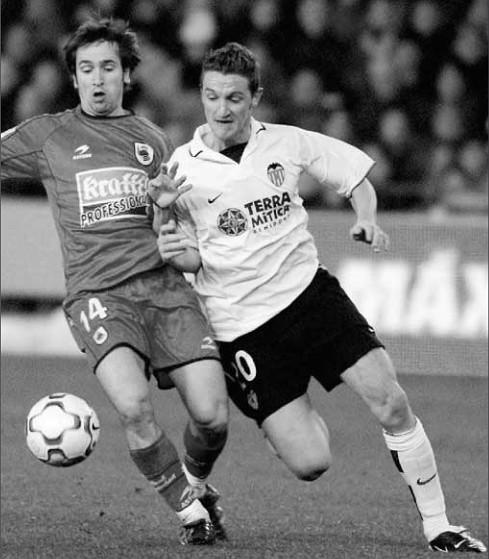 11.01.2003: Valencia CF 2 - 2 Real Sociedad