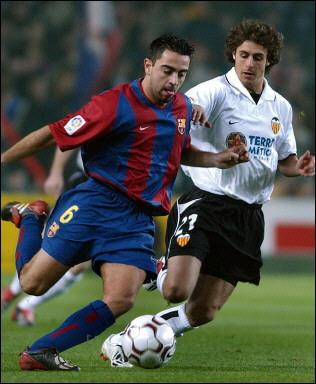 18.01.2003: FC Barcelona 2 - 4 Valencia CF
